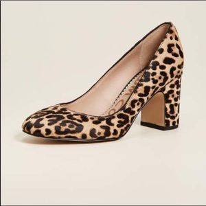 Sam Edelman | Stillson Calf Hair Leopard Pumps